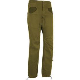 E9 Rondo Slim Trousers Men, pistachio
